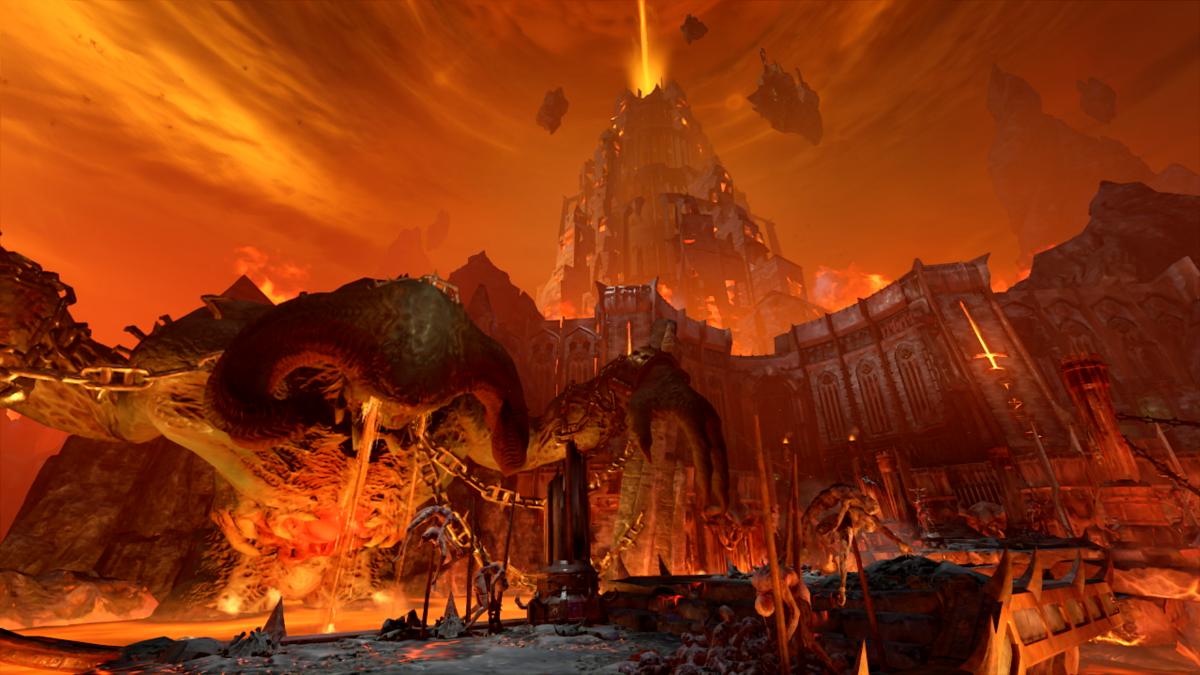 El infierno de DOOM Eternal llega a Nintendo Switch