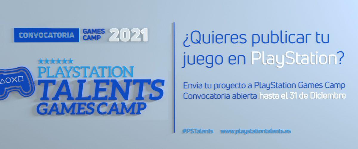 Últimos días para presentar candidaturas a los PlayStation Talents Games Camp 2021