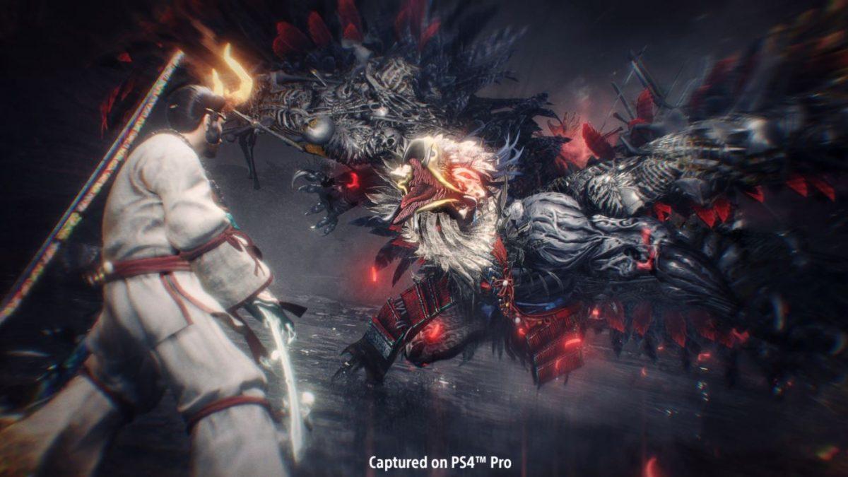 Llega el primer samurái, el tercer DLC de Nioh 2
