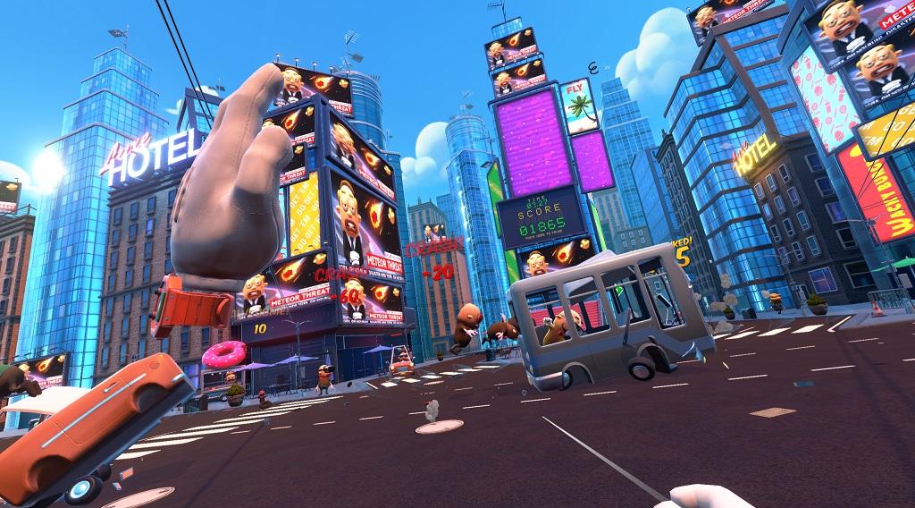 Traffic Jams para Realidad Virtual muestra nuevos detalles en un vídeo