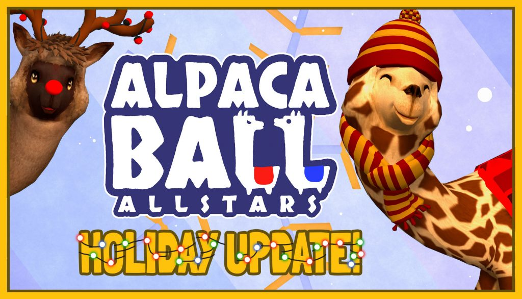 Alpaca Ball Allstars