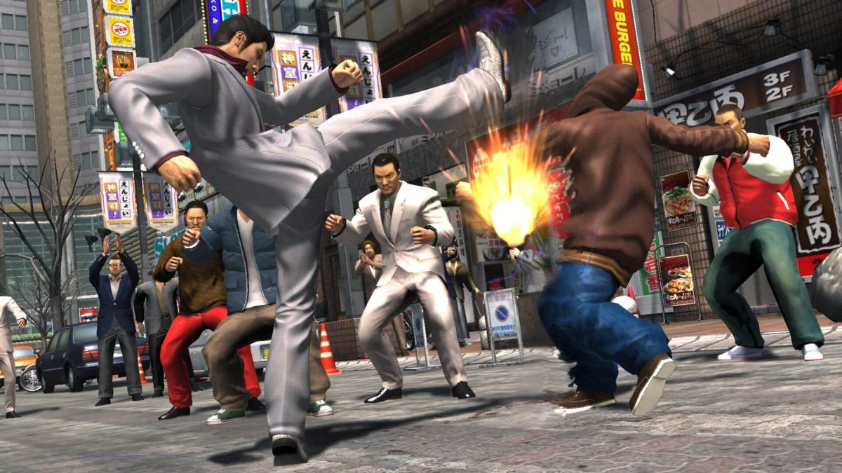 La Yakuza Remastered Collection aterriza en Xbox y PC