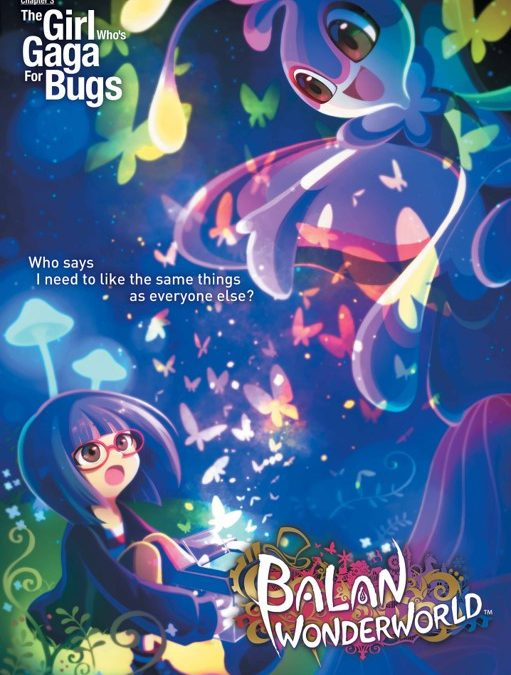 La próxima semana llegará la demo de Balan Wonderworld
