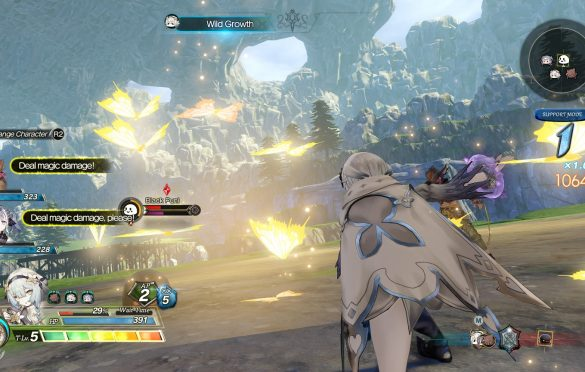 Atelier Ryza 2: Lost Legends & the Secret Fairy calienta motores