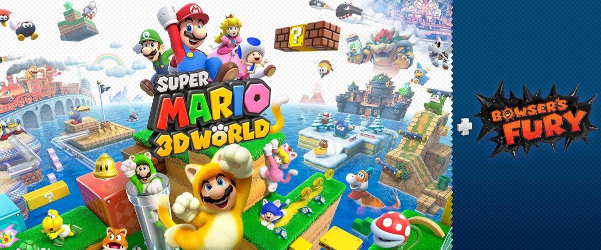 Super Mario 3D World + Bowser's Fury: La mejor aventura para disfrutar en compañía