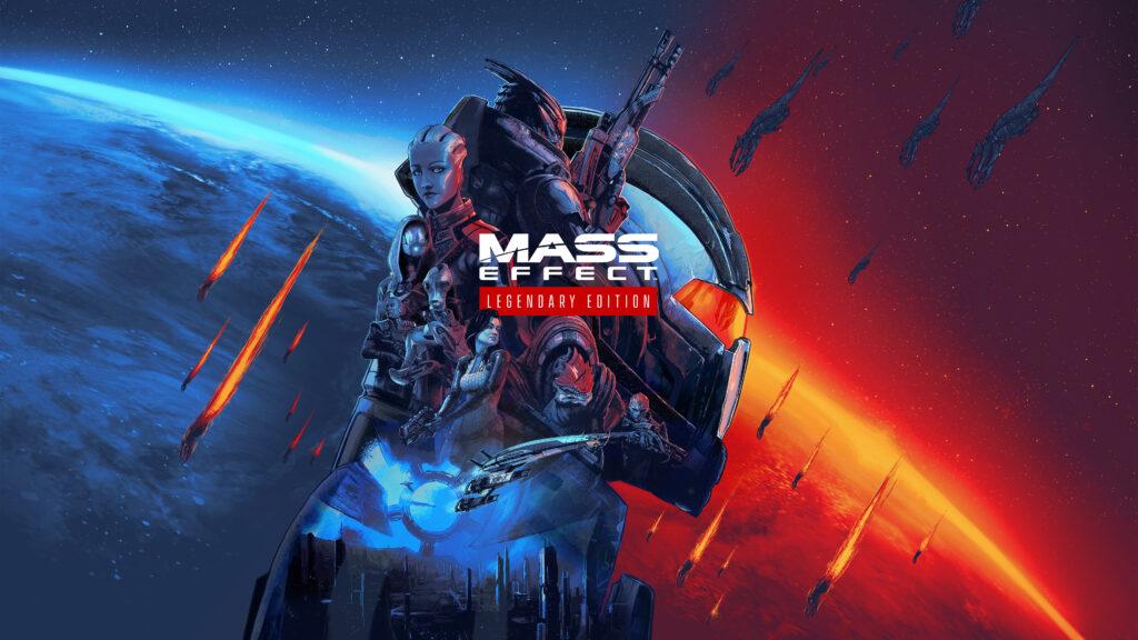 La ópera espacial Mass Effect: Legendary Edition, en tiendas el 14 de mayo