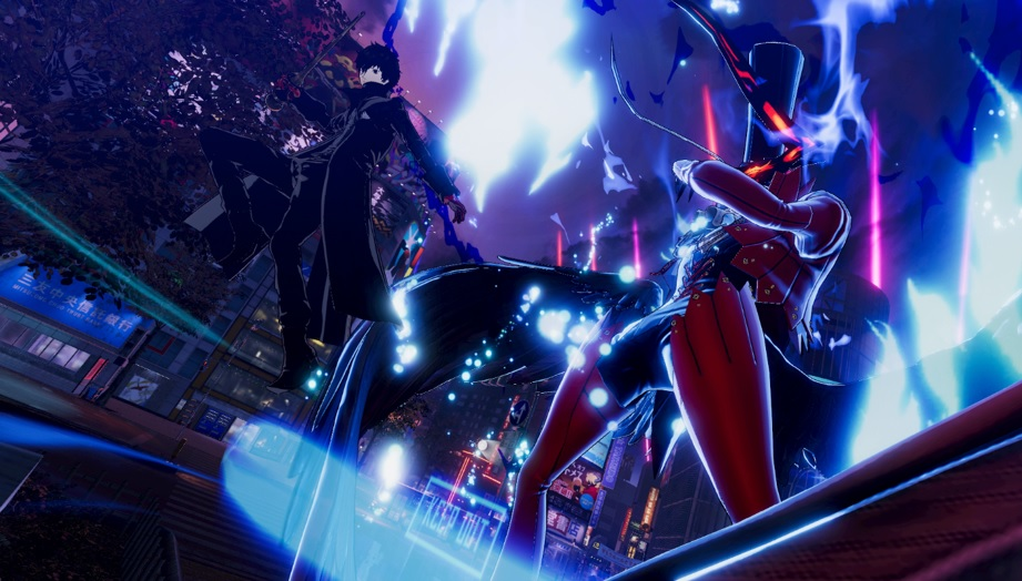 El colorido Persona 5 Strikers llega para PS4, Switch y Steam