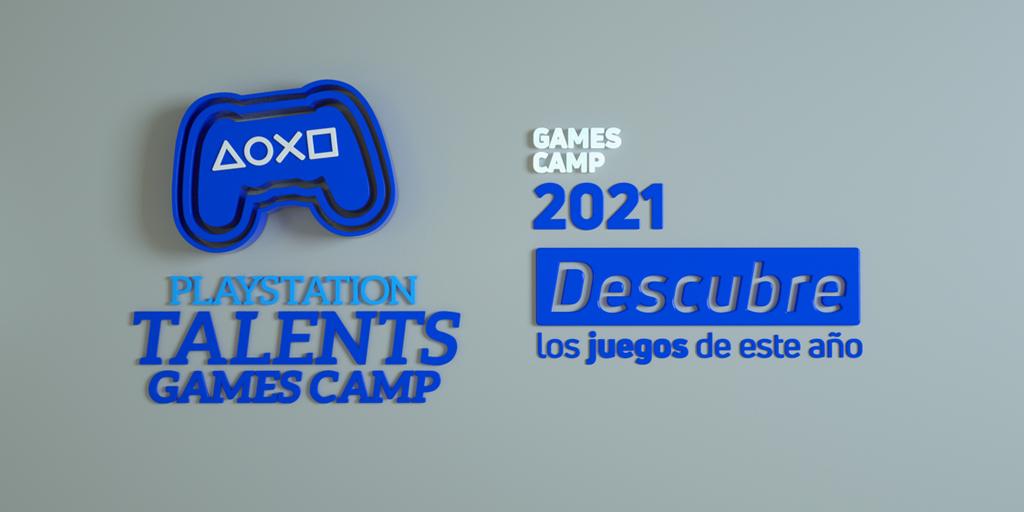 Anunciados los proyectos de PlayStation Talents Games Camp 2021