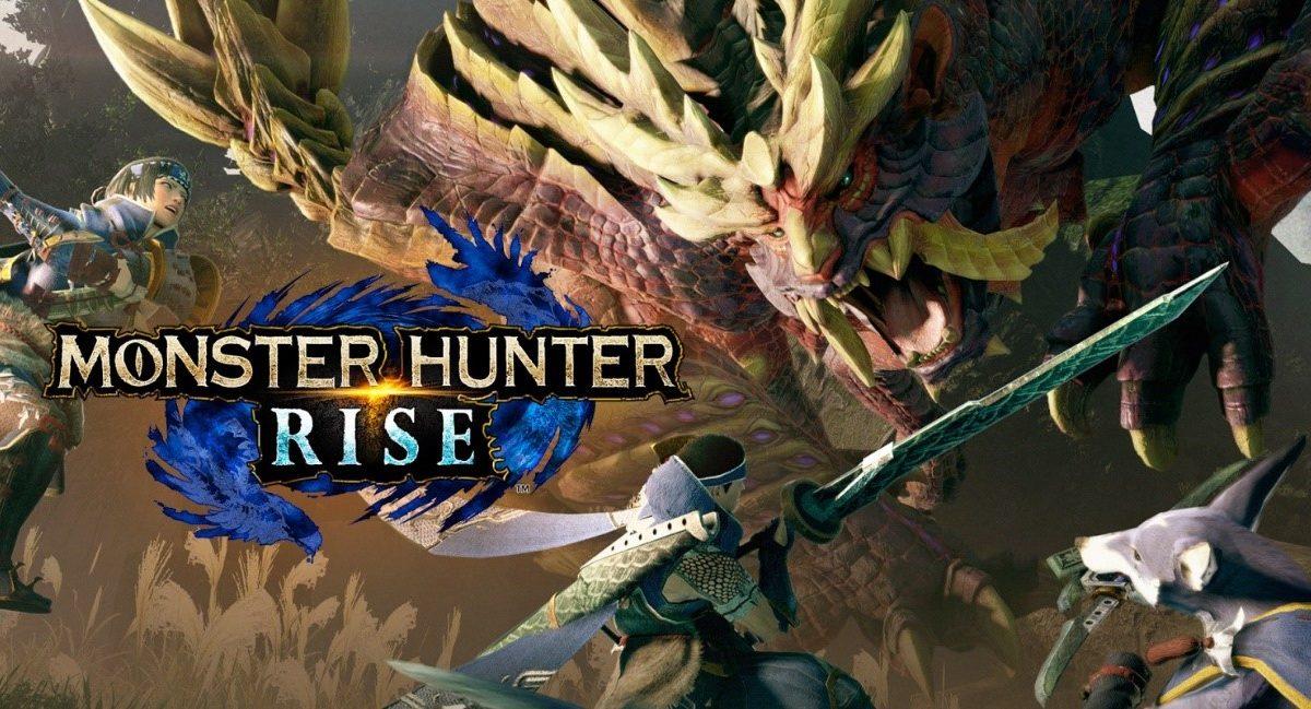 Monster Hunter Rise, disponible desde este viernes en Nintendo Switch