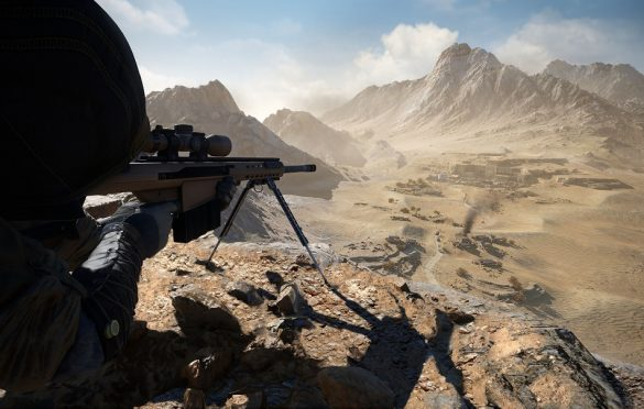 Sniper Ghost Warriors Contracts 2 se lanzará el 4 de junio