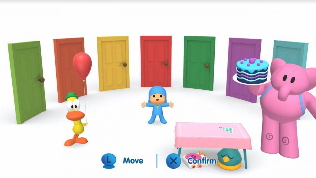 Pocoyó Party llegará a PlayStation el próximo 15 de abril