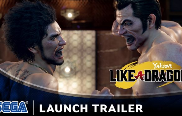 Yakuza Like A Dragon llega a PS5