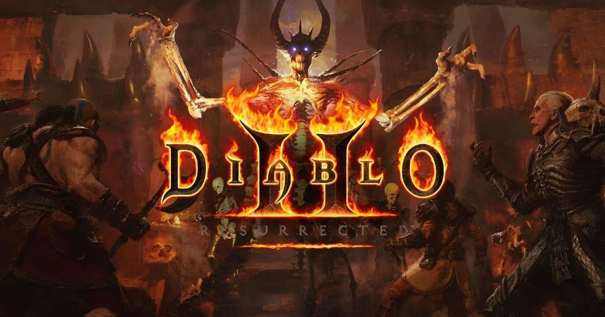 La alfa técnica de Diablo II: Resurrected para un solo jugador llega este fin de semana