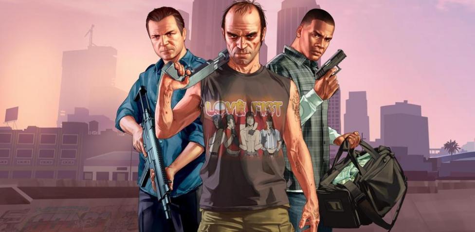 Grand Theft Auto V llega en abril a Xbox Game Pass