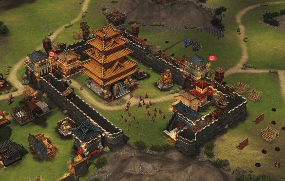 La saga Stronghold llega a GeForce NOW