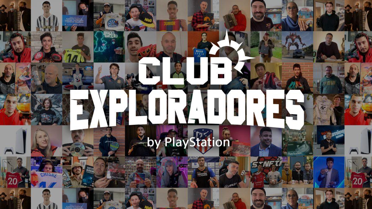 Pedri, Luis Suárez, GAME España y BKOOL encabezan ElClub de Exploradores PlayStation