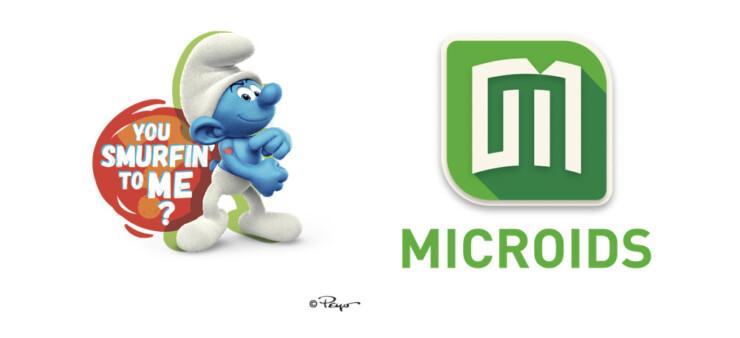 Microids e IMPS firman un importante acuerdo de publicación sobre futuras adaptaciones de videojuegos de los Pitufos