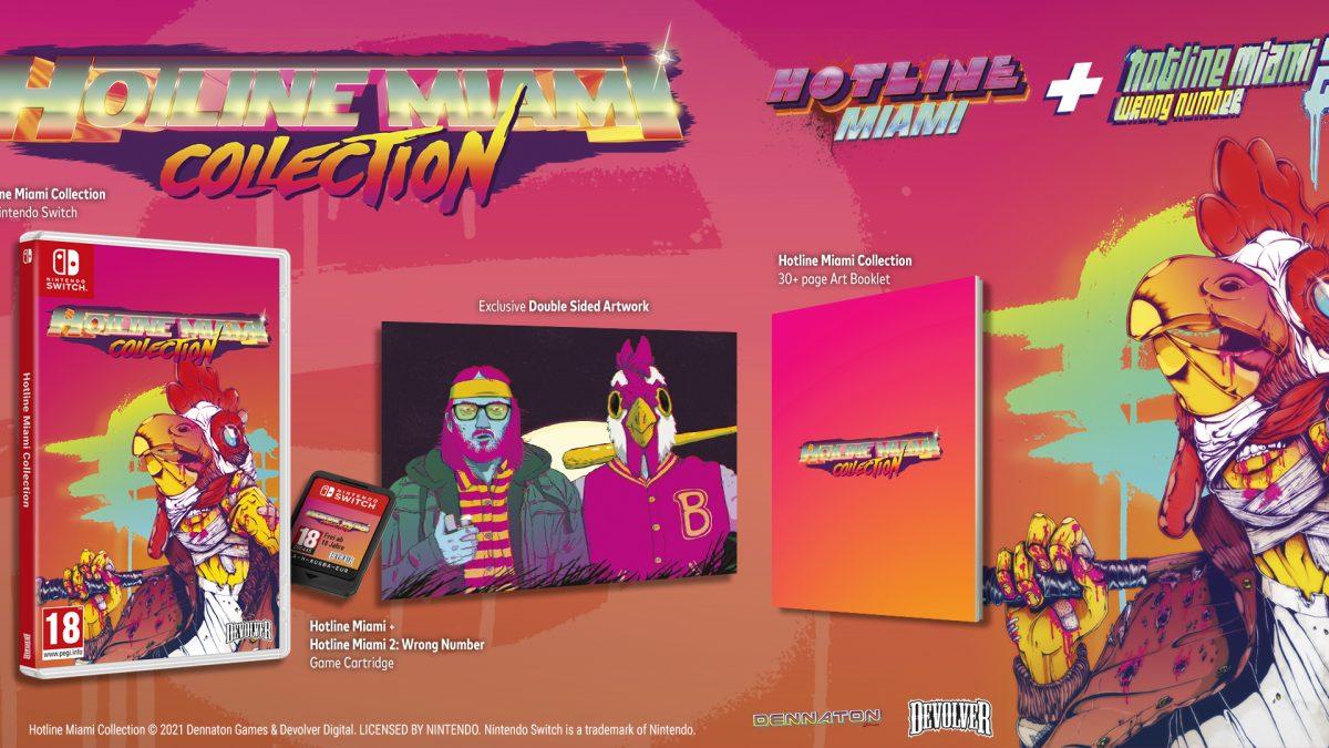 Hotline Miami Collection llegará a PlayStation 4 y Switch