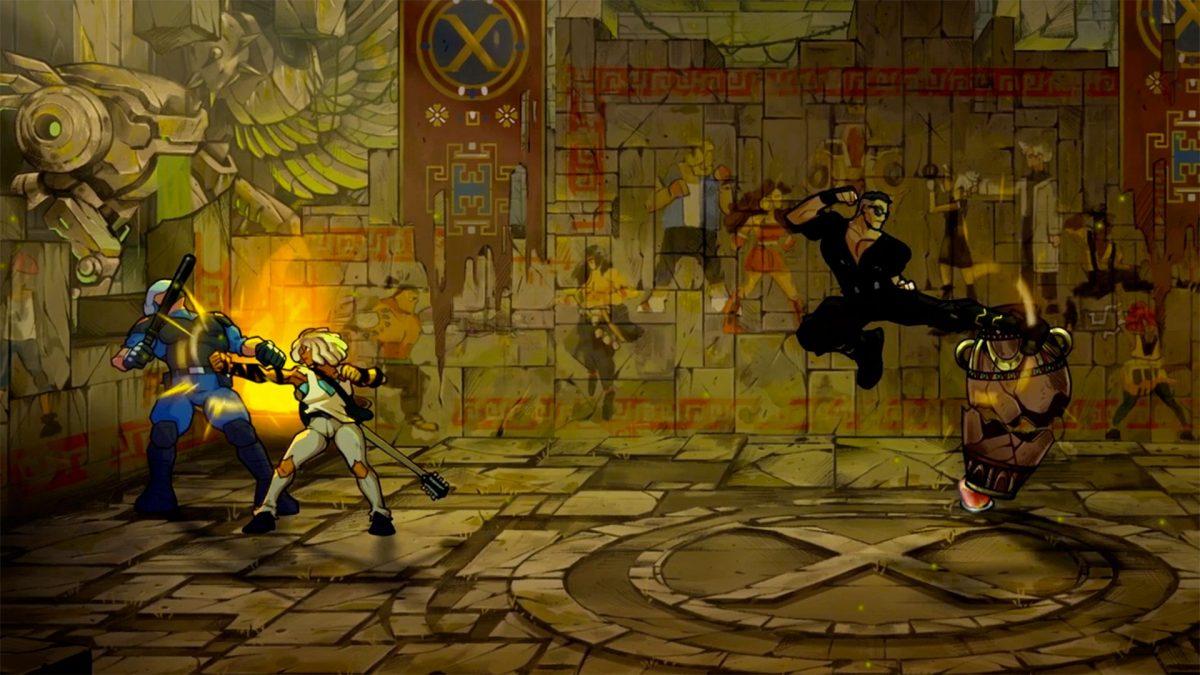 Streets of Rage 4: llegan este año una actualización gratuita y un nuevo DLC