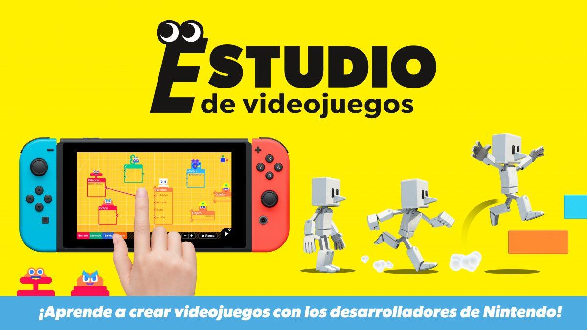 Estudio de videojuegos para Nintendo Switch llegará en formato físico el 10 de septiembre