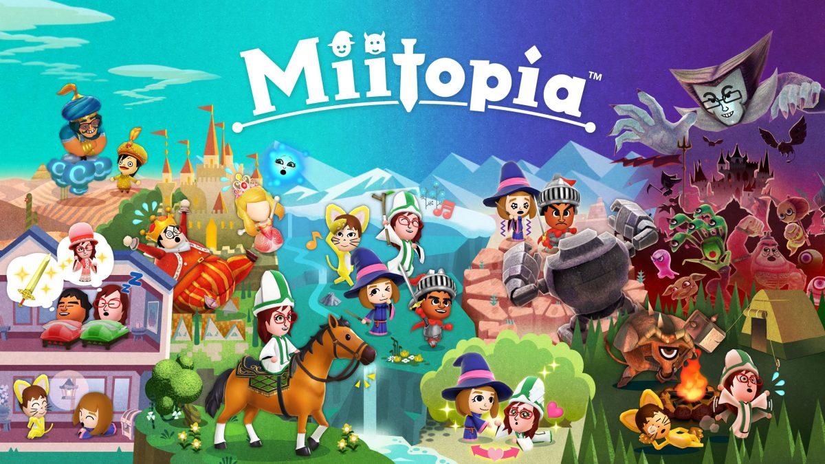Forma equipo con los Mii y lánzate a una desternillante aventura con ellos en Miitopia
