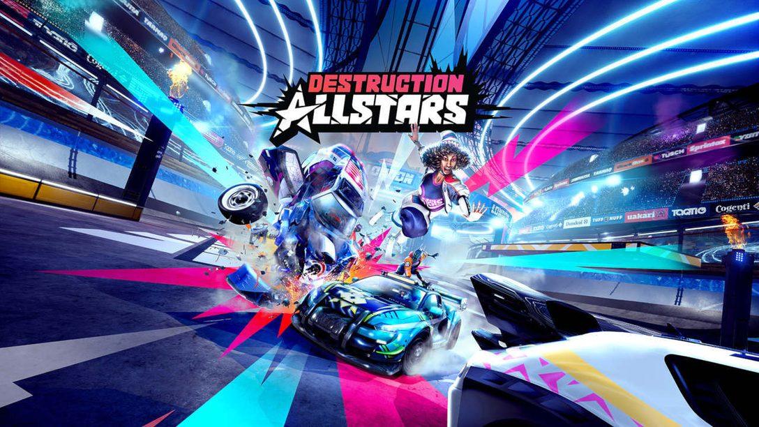 La temporada 1 de 'Destruction AllStars' llega el 19 de mayo a PlayStation 5