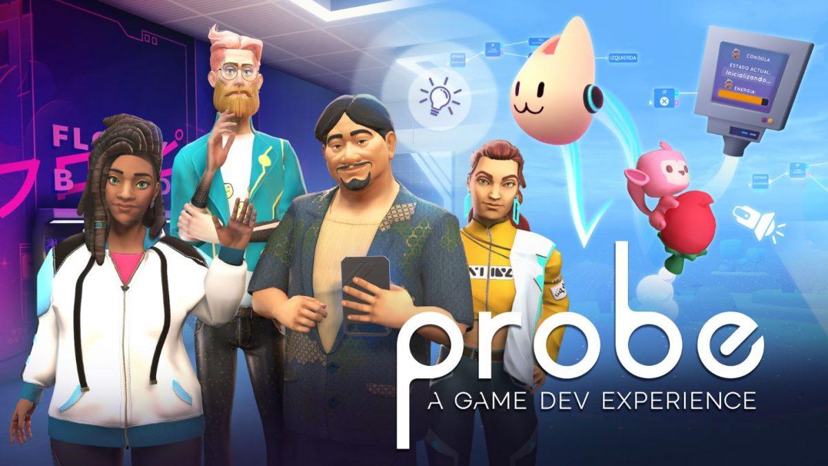 A Game Dev Experience llegará próximamente a PlayStation