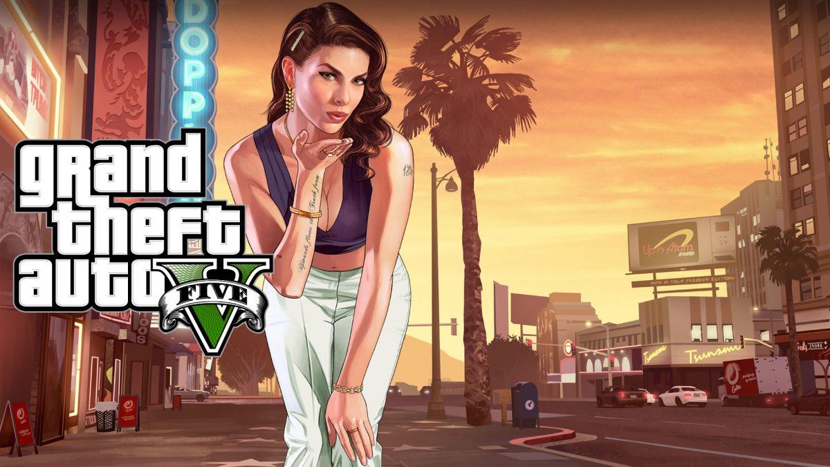 Grand Theft Auto V para PS4, el videojuego más vendido de abril