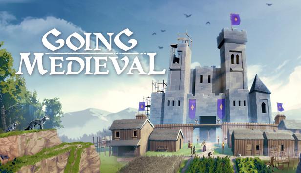 'Going Medieval', el esperado simulador colonial, llega el 1 de junio en versión PC