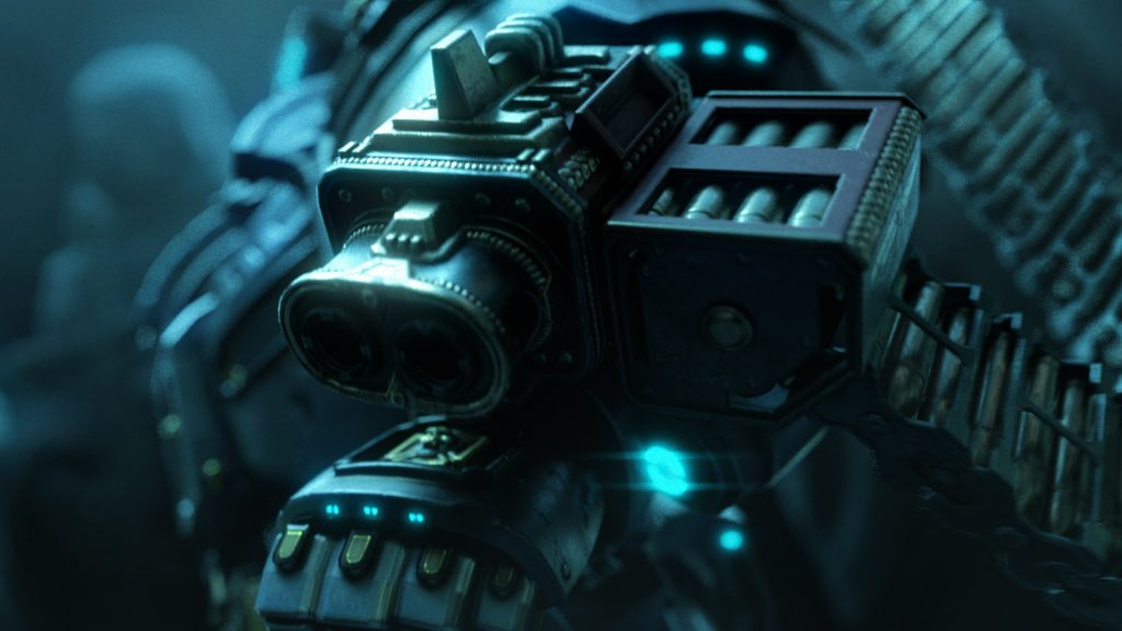 Warhammer 40.000: Chaos Gate - Daemonhunters
