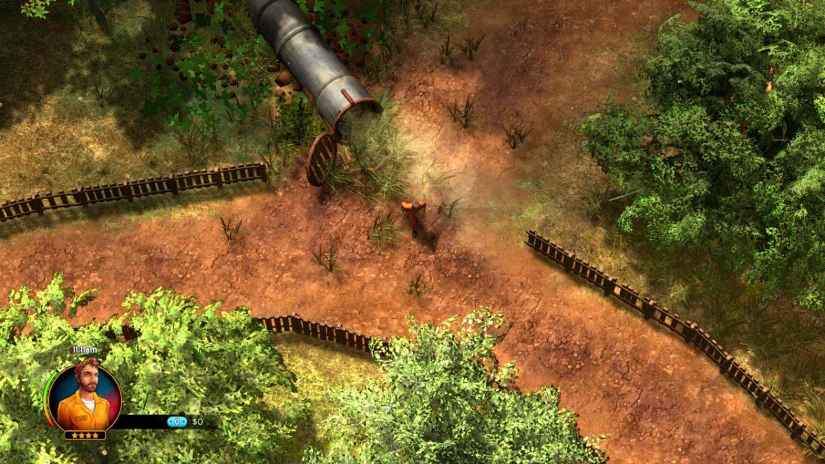 American Fugitive llegará en formato físico para Switch y PlayStation 4