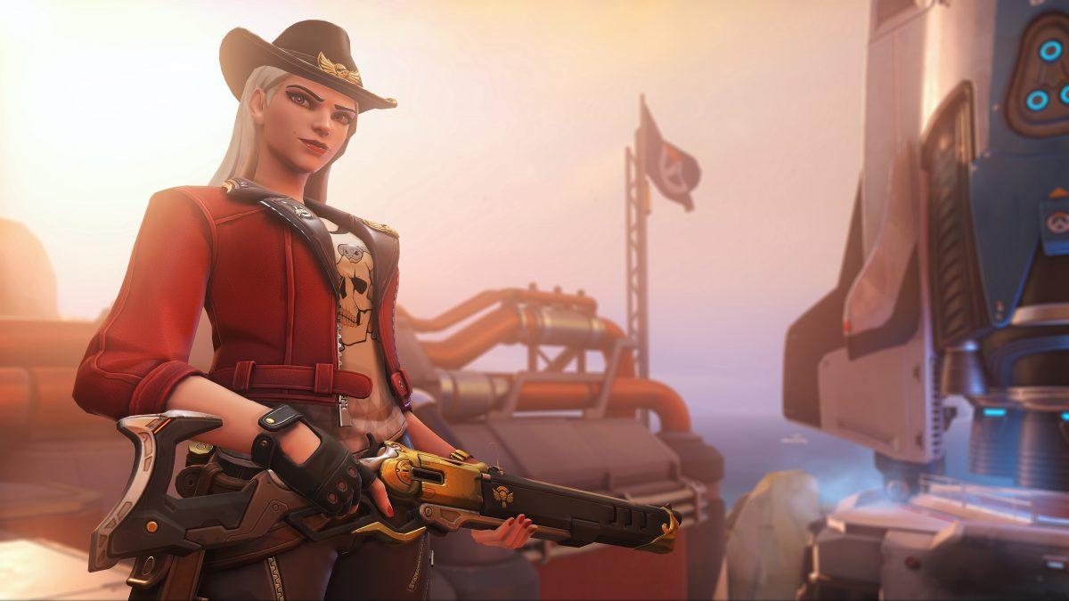 Overwatch: ¡Desafío Deadlock de Ashe y más actualizaciones!