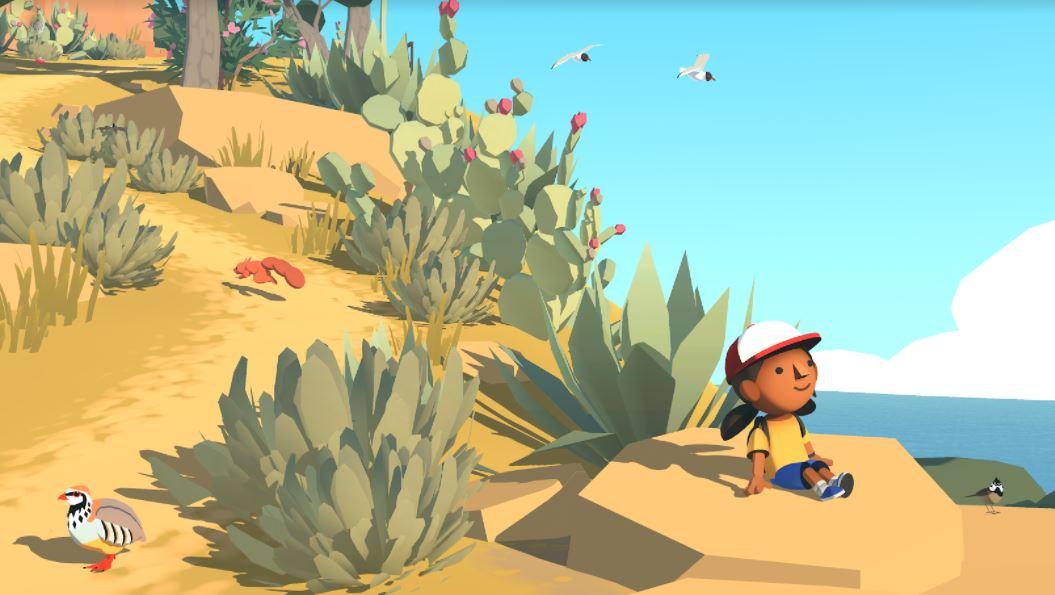 'Alba: una aventura mediterránea': el Levante español llega a PlayStation