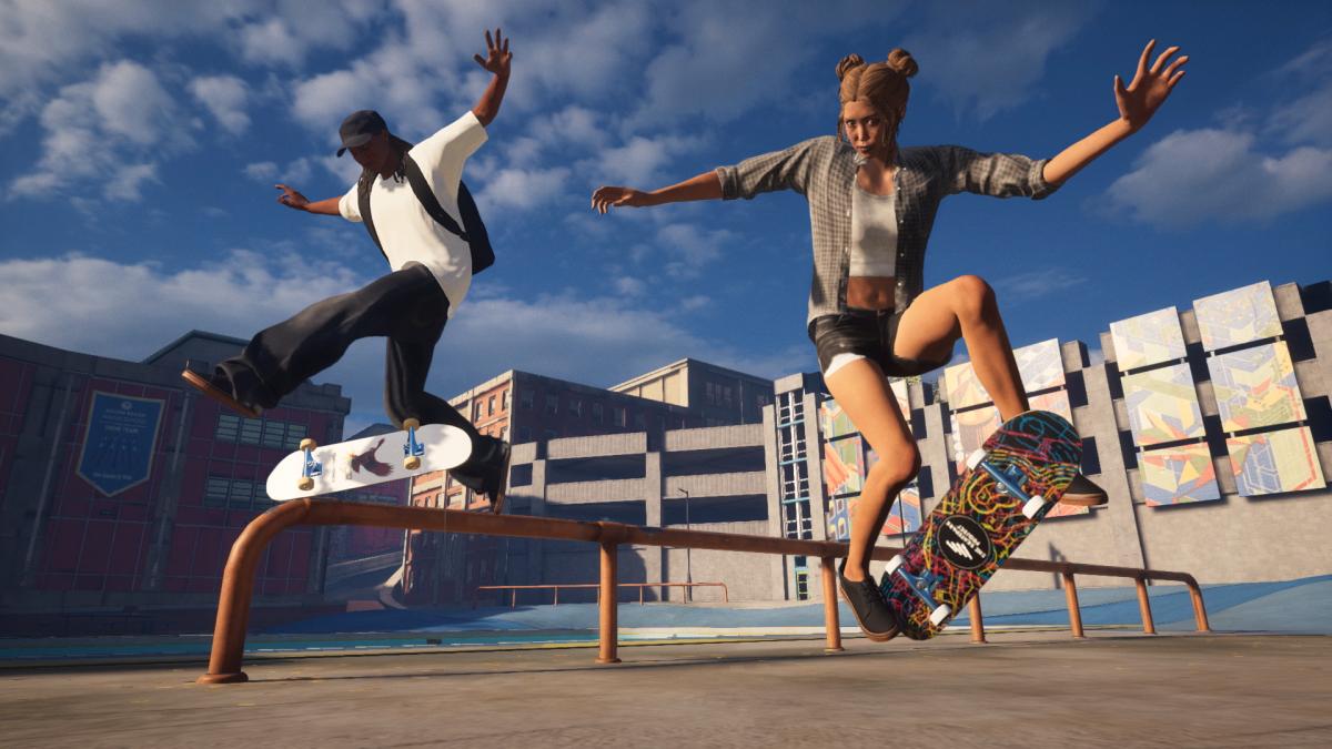 Tony Hawk's Pro Skater 1 y 2 llega a Nintendo Switch