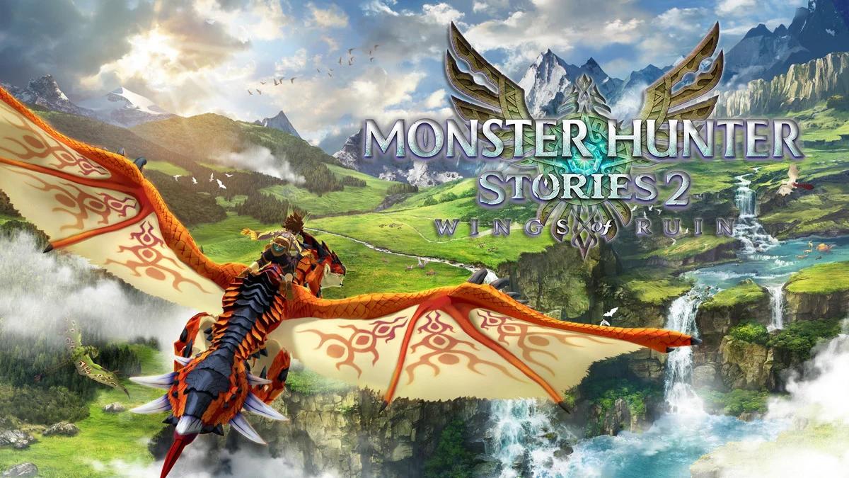 Monster Hunter Stories 2: Wings of Ruin llega volando a Nintendo Switch