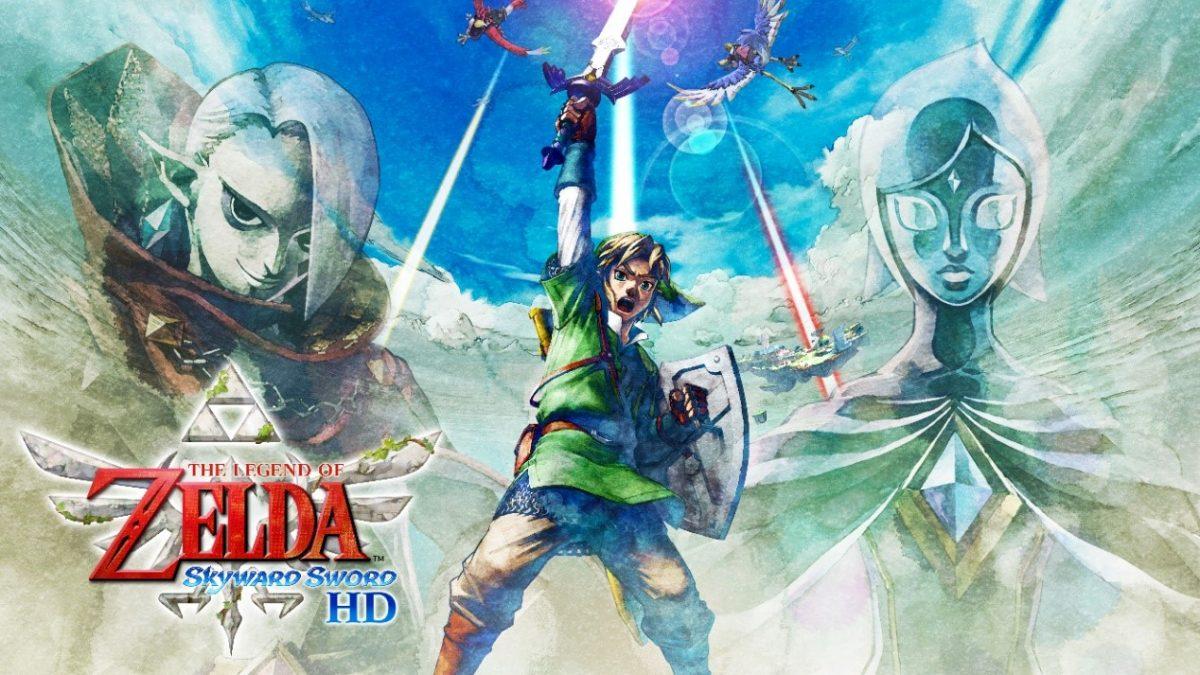 Descubre el origen de la leyenda en The Legend of Zelda: Skyward Sword HD