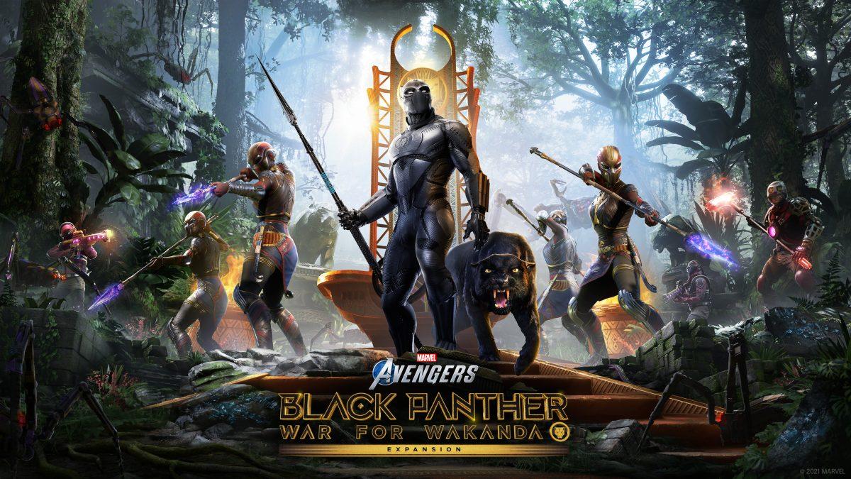 Black Panther: Guerra por Wakanda de Marvel's Avengers llega el 17 de agosto