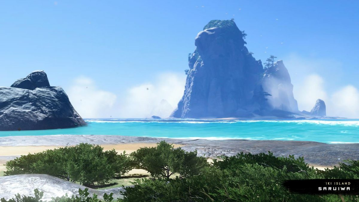 Ghost of Tsushima Director's Cut: imágenes inéditas de la expansión Iki Island
