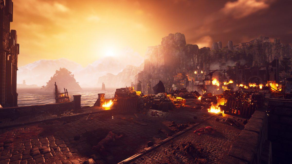 Un nuevo vídeo del RPG de acción cooperativa The Last Oricru
