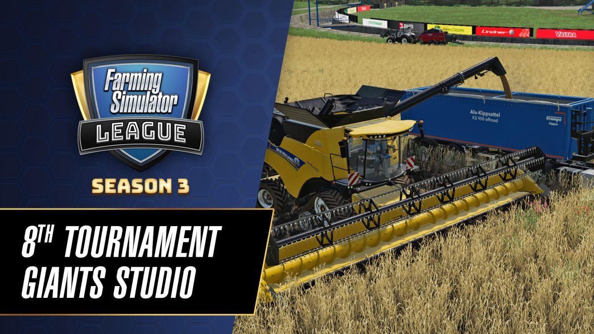 Farming Simulator League: GIANTS Software regresa a los eventos presenciales