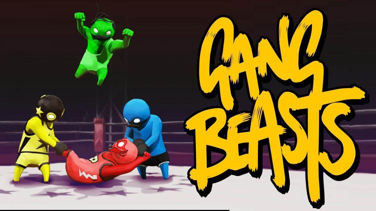 El exitoso Gang Beasts se lanzará en edición física para Nintendo Switch en diciembre