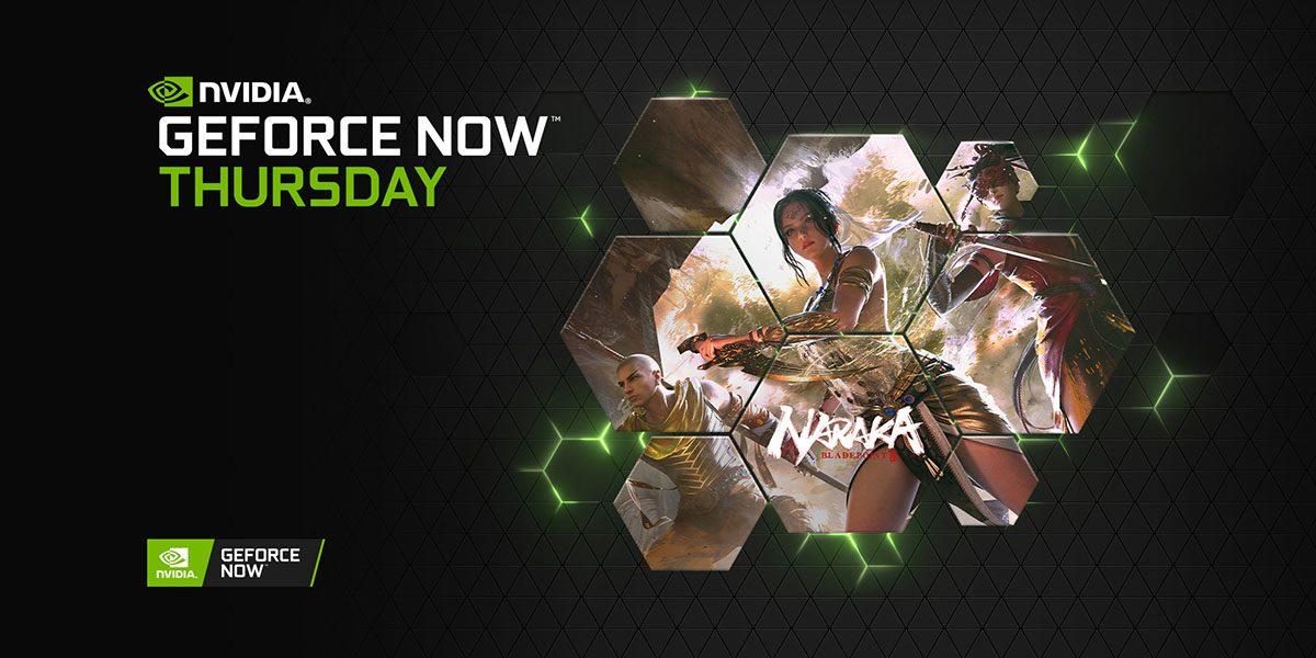 NARAKA: BLADEPOINT llega a GeForce NOW