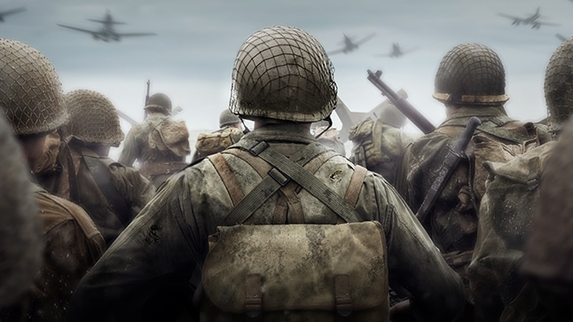 El nuevo «Call of Duty» viajará a la II Guerra Mundial desde el 5 de noviembre