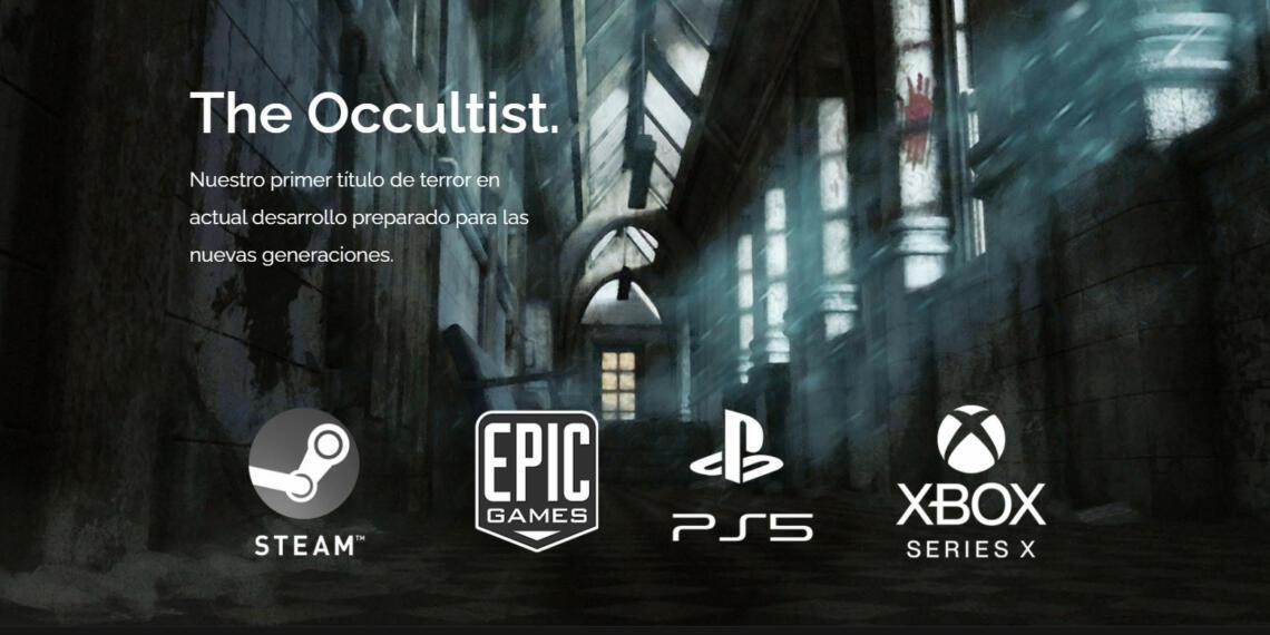 «The Occultist», un videojuego español, opta a ser el mejor de Europa