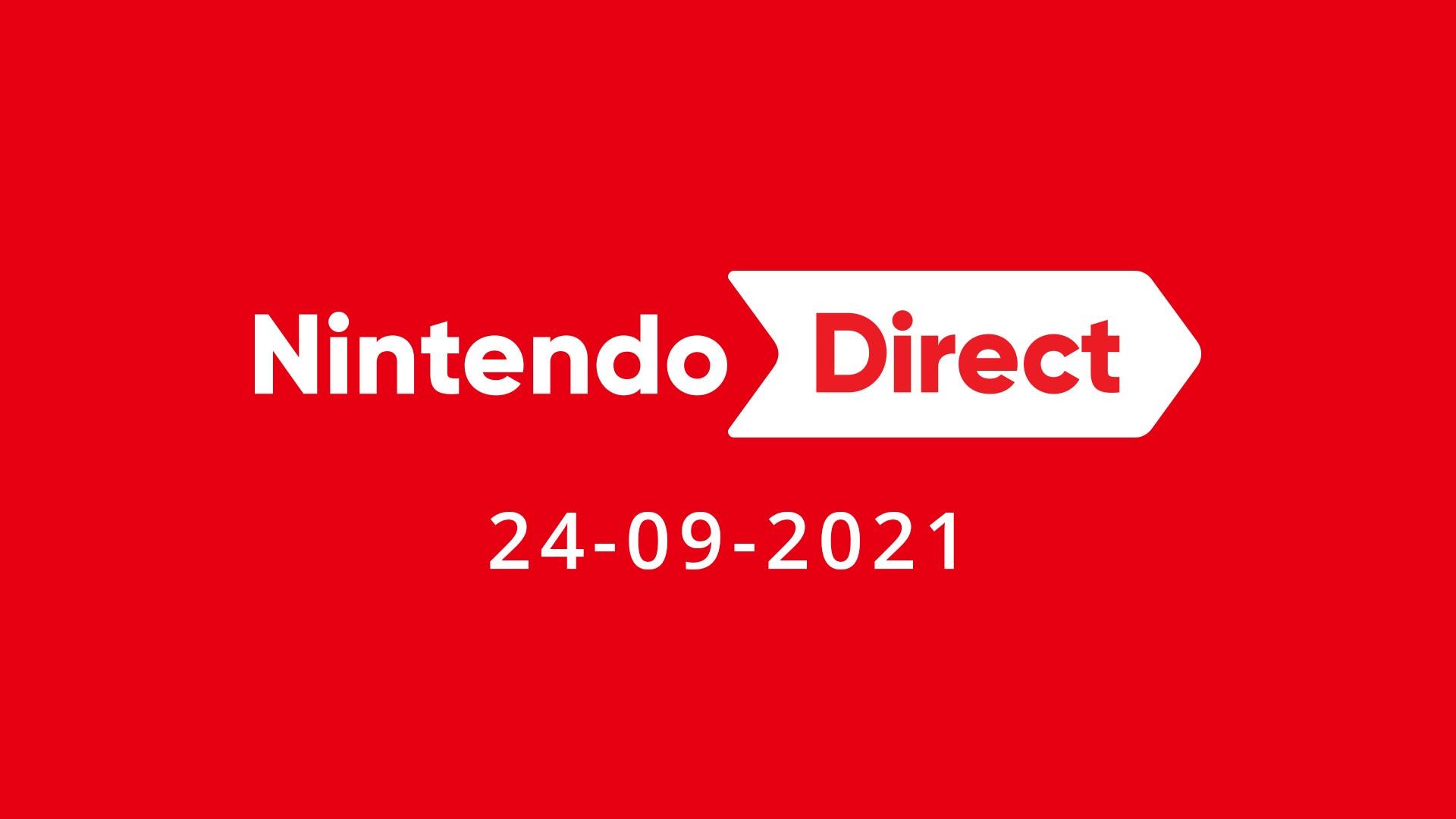 El 24 de septiembre a las 00:00 horas se emitirá un nuevo Nintendo Direct