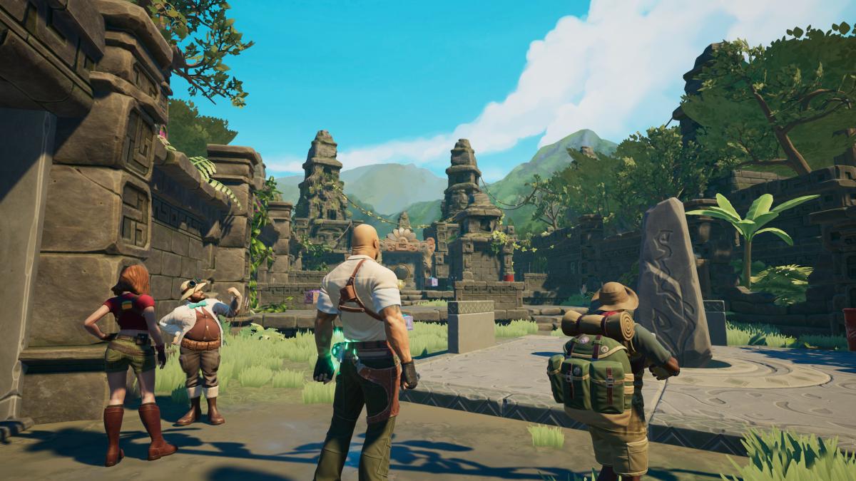 Anunciada la versión mejorada para PS5 de Jumanji: The Video Game