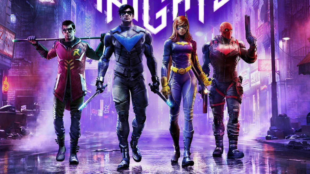 Warner Bros. Games y DC revelan el Key Art de Gotham Knights