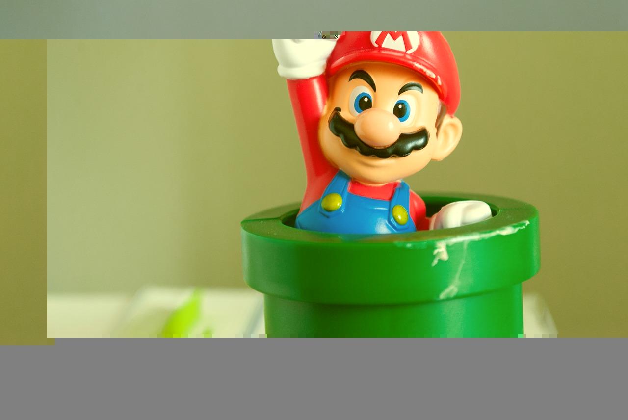 'Super Mario Bros' estrenará una película animada en 2022