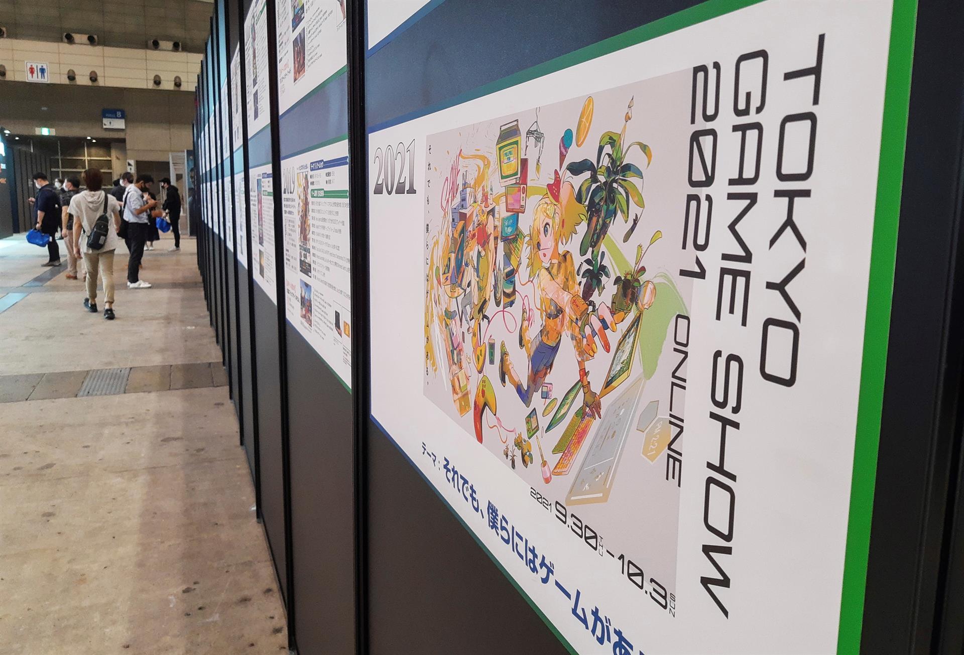 Los videojuegos españoles buscan en la Tokyo Game Show una ventana hacia Asia
