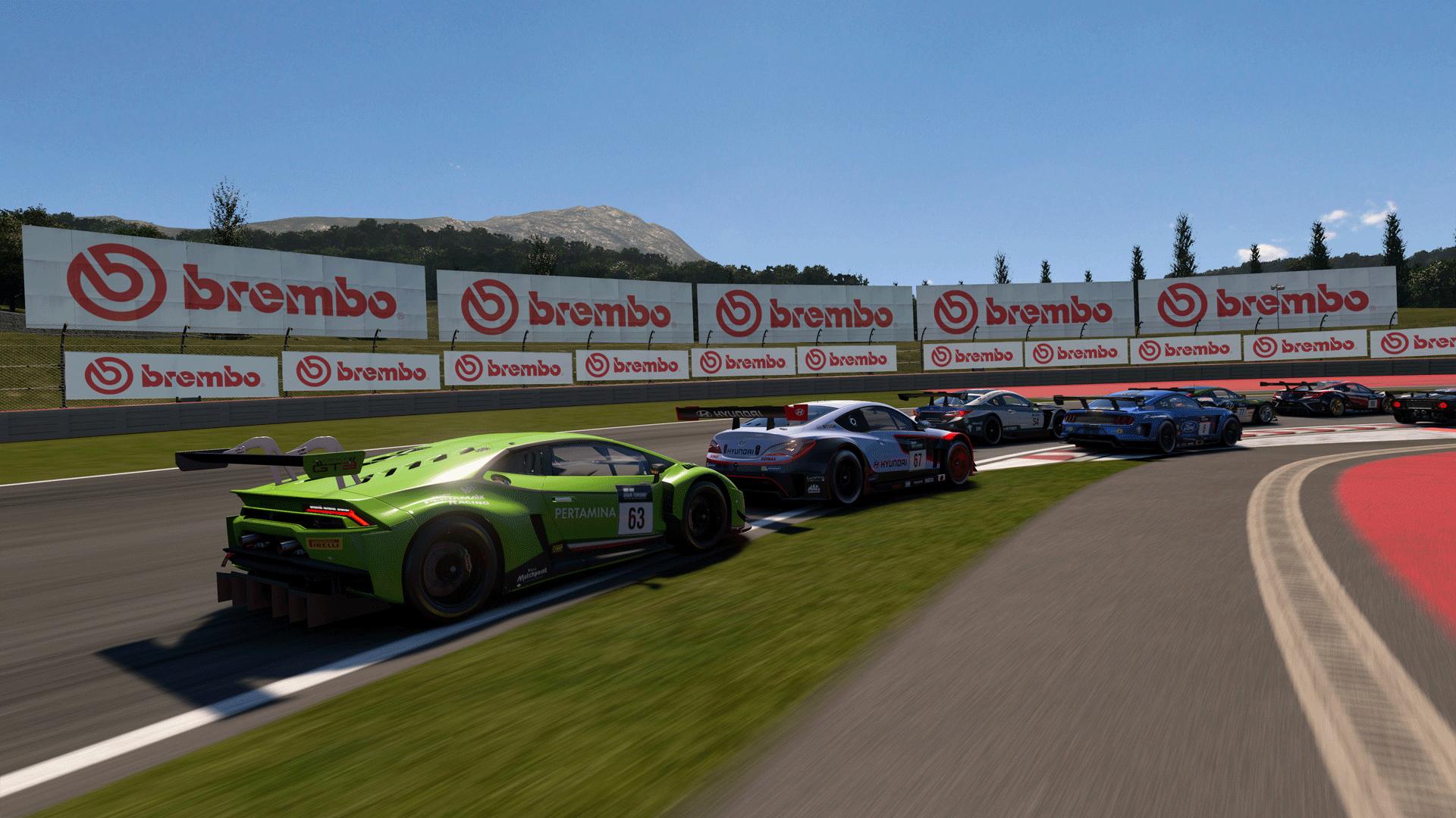 Brembo, nuevo socio técnico oficial de Gran Turismo 7